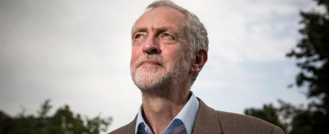 """""""Fermare Corbyn con ogni mezzo"""": minacce golpiste sullo Tsipras inglese"""