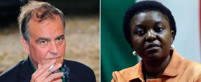Vietato ironizzare sulla Kyenge: il Senato manda Calderoli a processo