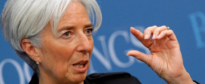Lagarde: «Crescita globale troppo debole. Occorre più produttività»