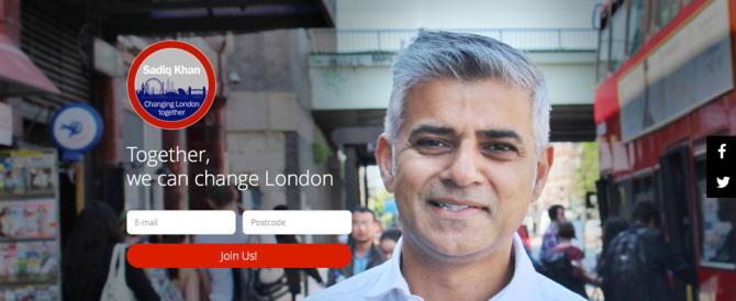 Londra, i laburisti le provano tutte e presentano un musulmano a sindaco