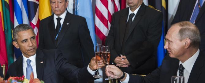Prove di disgelo tra Putin e Obama. Raid congiunti in Siria? Ma su Assad…