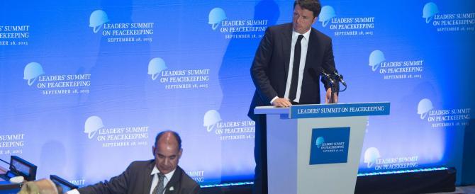 """L'Isis trema. Arrivano i """"caschi blu della cultura"""" mandati da Renzi…"""