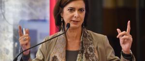 Immigrazione, la Boldrini fa lo sceriffo: basta buonismo con chi semina odio