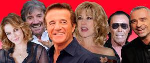 """""""Marino, vattene"""": dopo Ramazzotti lo urlano Nancy Brilli e Christian De Sica"""