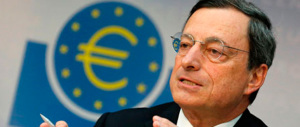 """Draghi stoppa i """"falchi"""" della Merkel: «La Bce non ha favorito l'Italia»"""