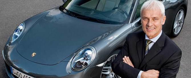 Volkswagen, il nuovo Ceo è il numero 1 della Porsche: «Disastro morale e politico»