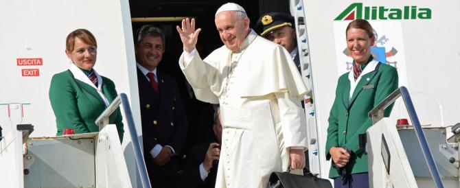 """Il Papa dopo Cuba alla Casa Bianca: gli inviti """"imbarazzanti"""" di Obama"""