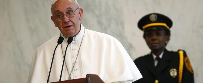 Il Papa all'Onu sferza i governi: «Casa, lavoro e libertà per tutti»