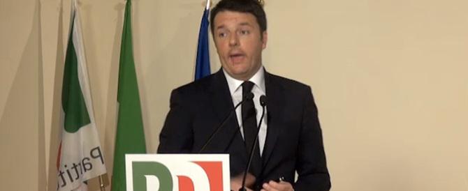 Legge elettorale, Renzi snobba il Colle: il Pd non è il capro espiatorio