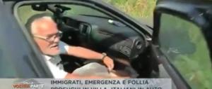 """La """"rossa"""" Toscana: migranti in villa e italiani che dormono in auto (Video)"""