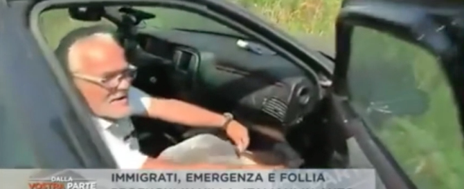 "La ""rossa"" Toscana: migranti in villa e italiani che dormono in auto (Video)"