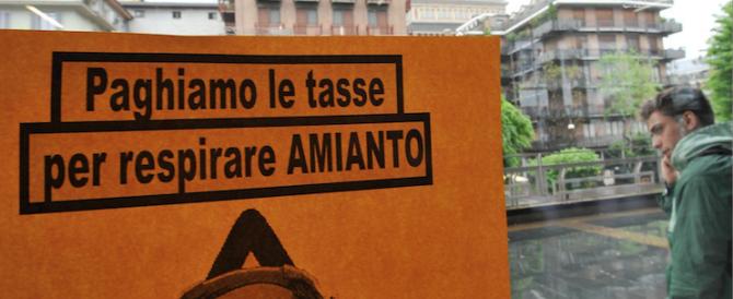 Amianto nelle scuole, allarme sui decessi. Appello a Renzi: «Finanzi la sicurezza»