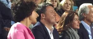 Renzi preferisce il concerto di Morandi e Baglioni al capezzale del poliziotto ferito