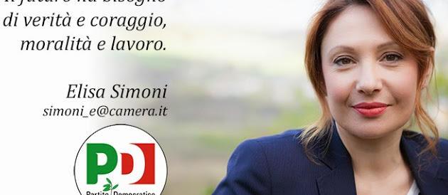 """La renziana Simoni: quelli di Forza Italia? Una """"costola"""" della sinistra"""