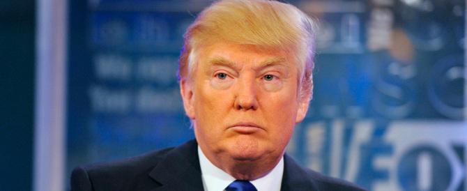 """Trump """"smaschera"""" Obama: perché gli Usa non prendono i profughi siriani?"""