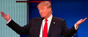 """Trump all'attacco: Clinton abusava delle donne e Hillary era sua """"complice"""""""