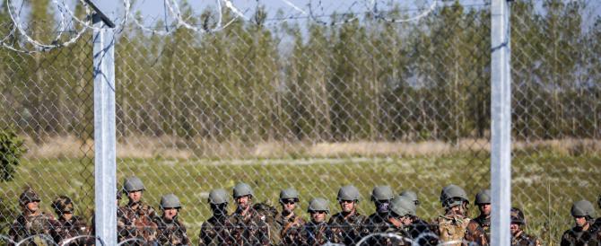 Migranti, Ue divisa: frontiere blindate e Schengen a rischio