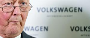 """Il responsabile del disastro Volkswagen sarà """"premiato"""" con una pensione d'oro"""