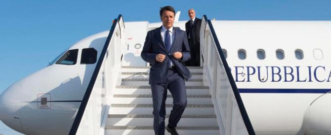 Il super jet di Renzi non può volare: ci costa un botto e non lo sanno guidare