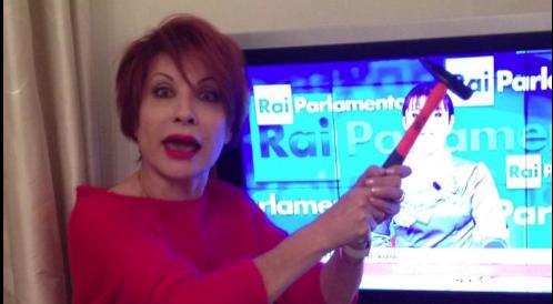 «Alda D'Eusanio è la tv trash». Rinvio a giudizio per due giornalisti