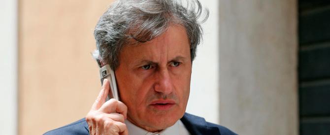 Alemanno: «Va scongiurato il pericolo troika in Italia, non si cada in trappola»