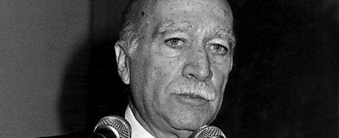 Il delirio dei partigiani: l'Anpi in guerra contro il convegno su Almirante a Bari