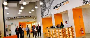 Amazon assume in Italia: in 6 mesi 300 posti di lavoro a Piacenza e Cagliari