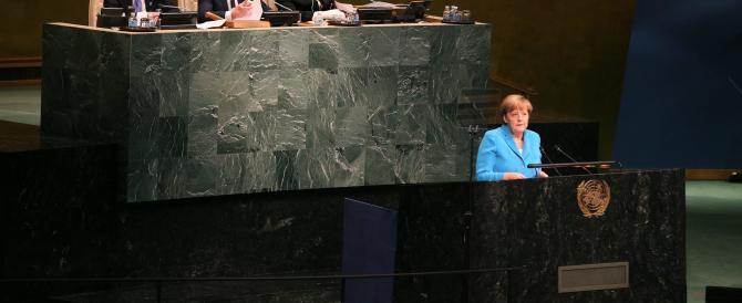 Contro Angela Merkel la rivolta del partito: «Il tuo buonismo è indigesto»
