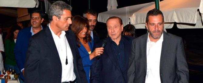 Berlusconi: «Noi, la Lega e FdI avremo la maggioranza e sconfiggeremo Renzi»