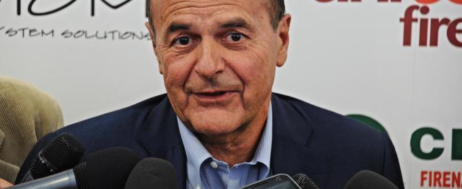 Bersani, ultimatum a Renzi: «Cambi la riforma e lasci stare i sondaggi»