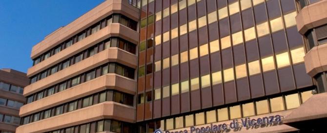 La Guardia di Finanza nella Banca Popolare di Vicenza. Indagati i vertici