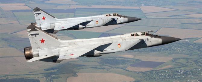 Siria, la Cnn: al via i primi raid aerei russi contro lo Stato islamico