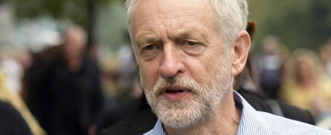 Corbyn, vicino ai greci di Syriza, è il nuovo segretario del Labour Party