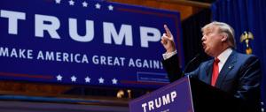 Il ciclone Donald Trump si abbatte sull'Italia: «Silvio Berlusconi mi piace»