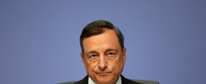 Draghi: la ripresa nella Ue è graduale, se serve la Bce interverrà ancora