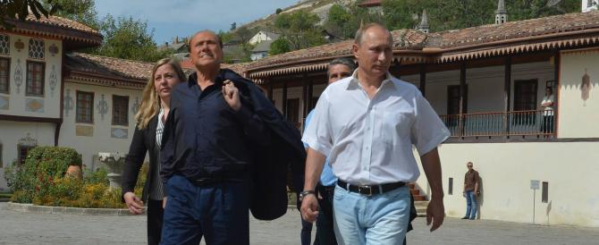 L'Ucraina vieta l'ingresso per tre anni a Berlusconi: «È amico di Putin»