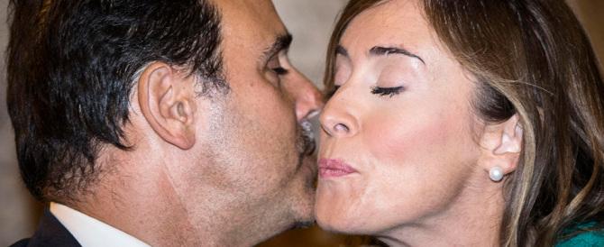 """La Boschi """"santifica"""" le lezioni gay, l'Europa vuole imporci il gender"""