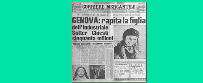 """Da Ermanno Lavorini a Milena Sutter: ecco le """"piccole"""" vittime di mostri e pedofili"""