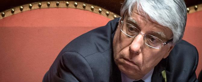 Il ribelle Giovanardi: voto no alla riforma del Senato