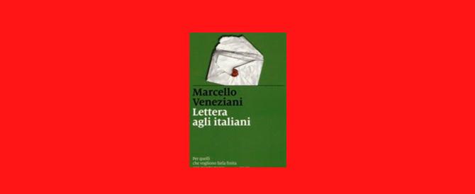 """""""Italia sì bella e perduta""""… Il manifesto di Veneziani per un nuovo inizio"""