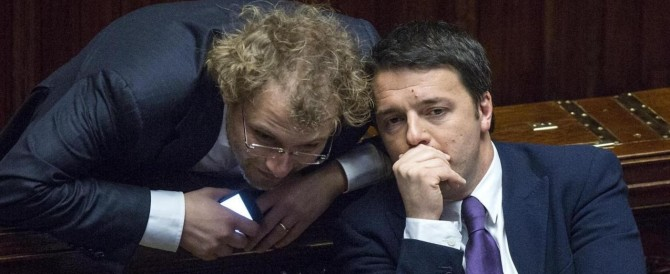 Bancarotta, l'aiutino al papà di Renzi arrivò dal padre del sottosegretario Lotti