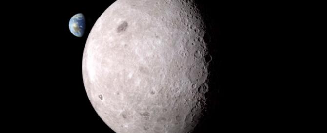 I cinesi vanno alla conquista della faccia scura della Luna