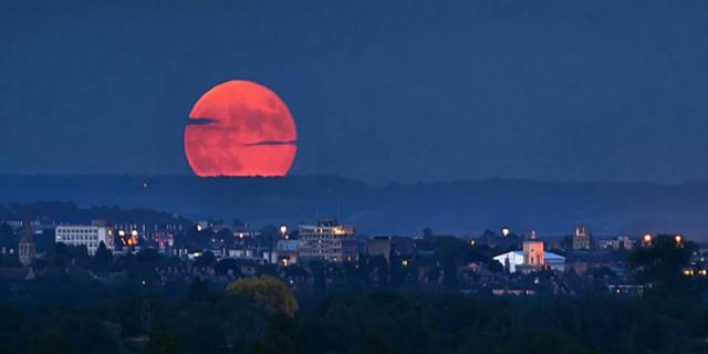 luna rossa eclissi