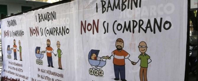 Adozioni gay, così Renzi vuole rottamare anche la famiglia