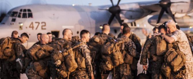 Afghanistan atroce: marines impotenti di fronte agli stupri dei bambini