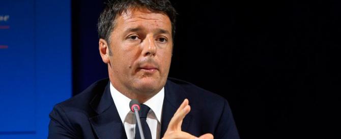 Renzi-Letta, duello a Cernobbio. L'ex-premier: la ripresa è merito di Draghi