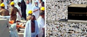 Ennesima tragedia alla Mecca: in centinaia schiacciati dalla calca