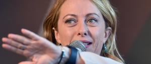 Giorgia Meloni: «Tutto il centrodestra in piazza per mandare a casa Renzi»