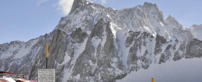 Monte Bianco, Italia e Francia tornano a litigare per il confine