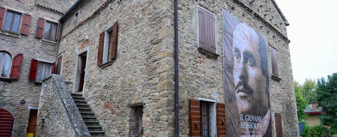 """Il museo del Ventennio si farà grazie a un sindaco """"fasciocomunista"""""""